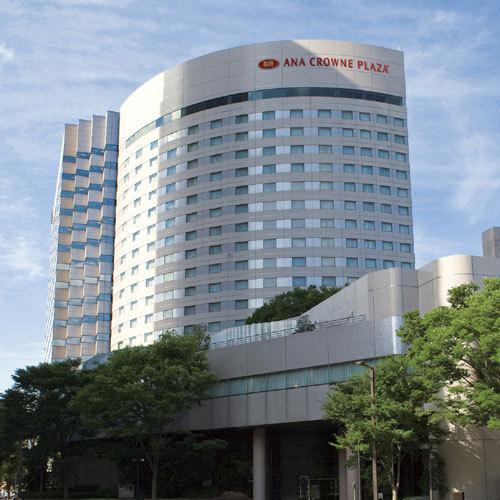 ANAクラウンプラザホテル金沢/外観