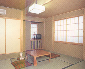 ベルク 丸金屋/客室