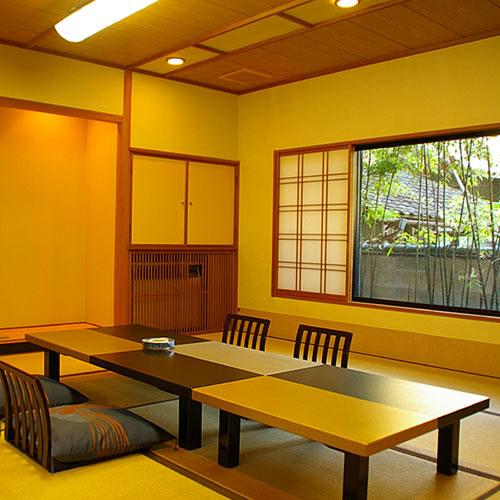 海潮温泉 螢の宿 山水館/客室