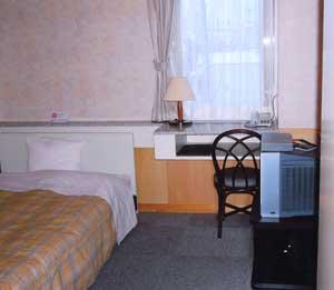 ホテル エスパル/客室