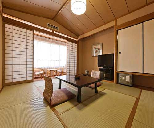 石和温泉 ホテルふじ/客室