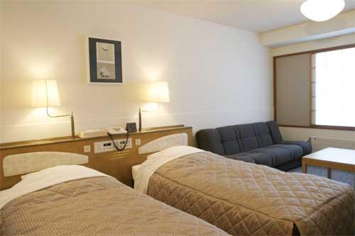 斑尾高原ホテル/客室