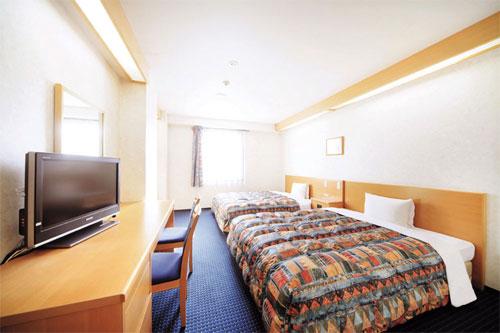 ベッセルホテル熊本空港/客室