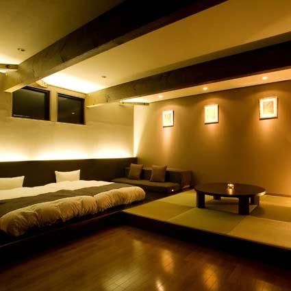 軽井沢ホテル ロンギングハウス/客室