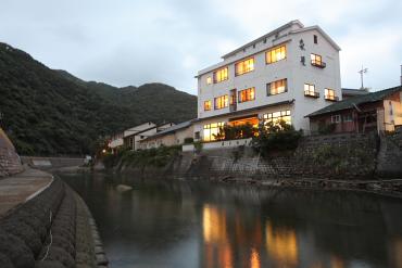 下田温泉 泉屋旅館/外観