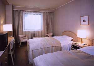 ホテル鶴/客室