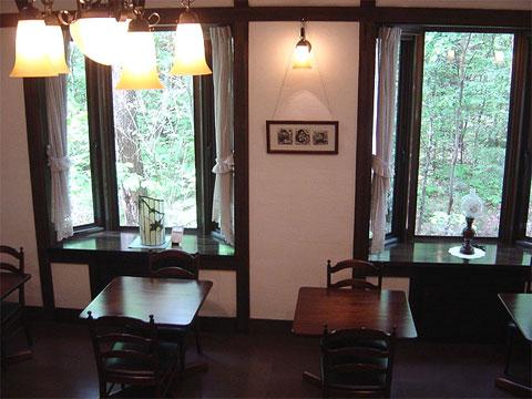 穂高温泉郷 ゲストハウス・ノーサイド/客室