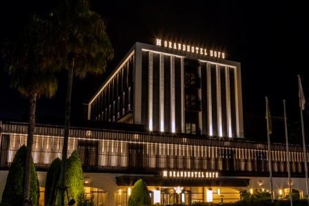 防府グランドホテル/外観