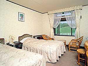 清里高原 牧場通りの小さな旅籠 オーベルジュ/客室