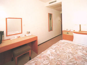 川崎セントラルホテル/客室