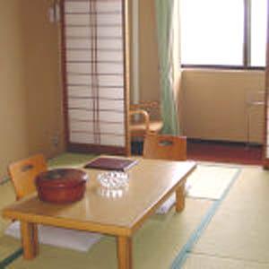 つどいの森・こもれびの宿 (盛岡市都南サイクリングターミナル)/客室