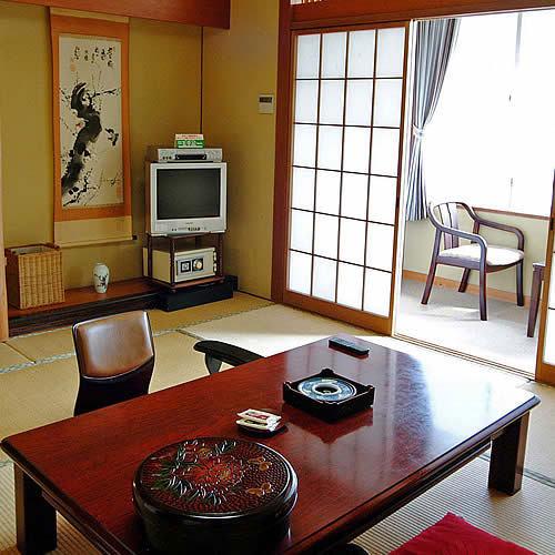 嬉野温泉「心ほぐす宿」入船荘/客室