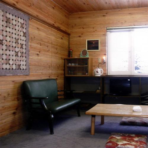 シラルトロ温泉 ロッジ シラルトロ/客室