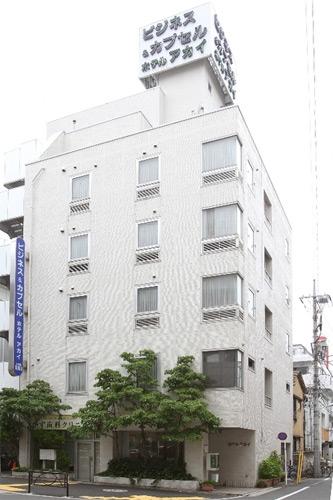 ホテル アカイ/外観