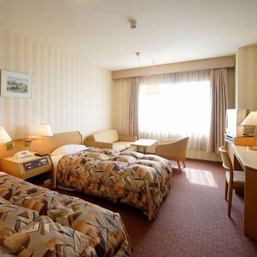ホテルクラウンパレス浜松/客室