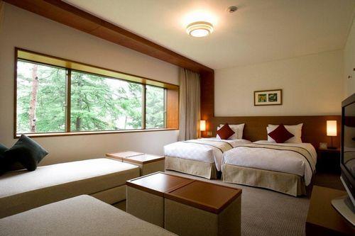 軽井沢プリンスホテル/客室