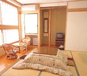 旅館 山水荘/客室