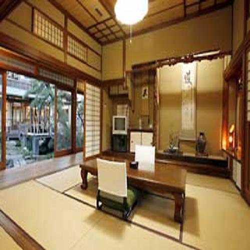 割烹旅館 海喜荘/客室