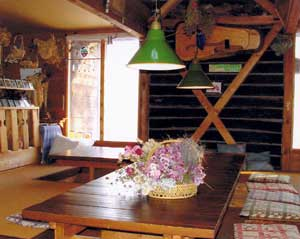 山宿&自然工房 ウルリー/客室