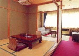 鰺ケ沢温泉 ホテル山海荘/客室
