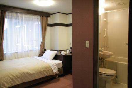 武蔵村山ビジネスホテル純和/客室