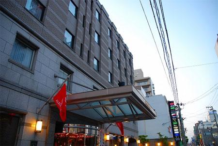 アルバートホテル秋田/外観