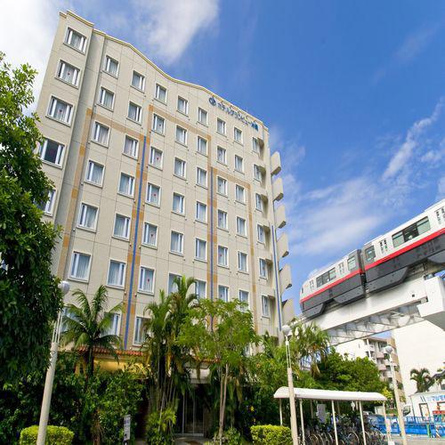ホテル グランビュー沖縄/外観