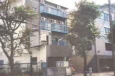 神戸ゲストハウス/外観