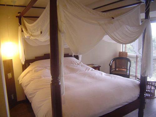 ペットと泊まれる森のホテル ホテル四季の蔵/客室