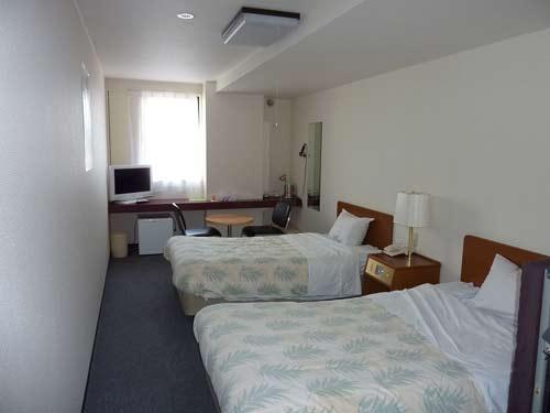 みどりヶ丘温泉サウナビジネスホテル/客室
