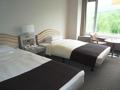 新富良野プリンスホテル/客室