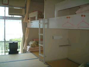 下関市 火の山ユースホステル 海峡の風/客室