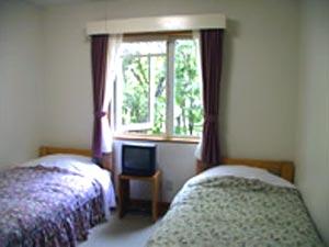ペンション 大きな栗の木/客室