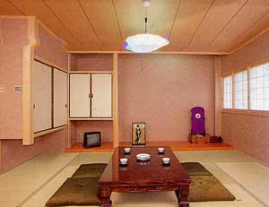 志摩和荘/客室