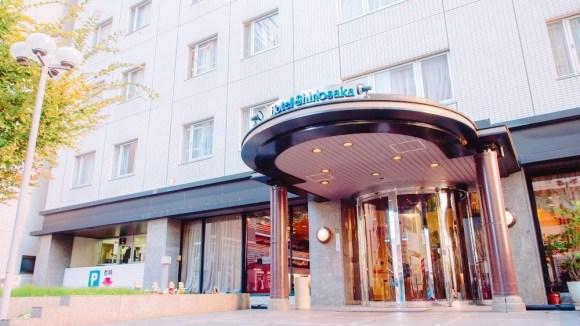 ホテル新大阪/外観
