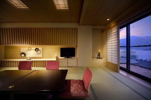 富士河口湖温泉 湖南荘/客室