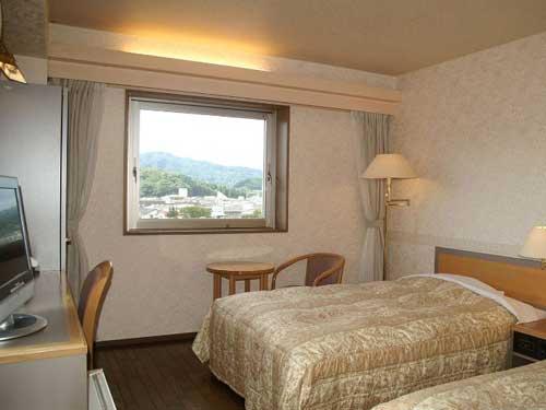 高山シティホテルフォーシーズン/客室