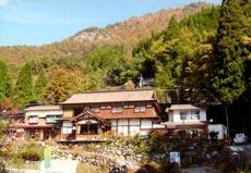 旅館 樅木山荘/外観