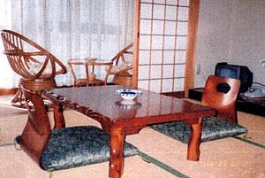 観光旅館 元禄荘/客室