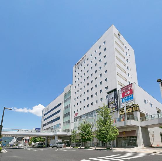 ホテルサンルート上田/外観