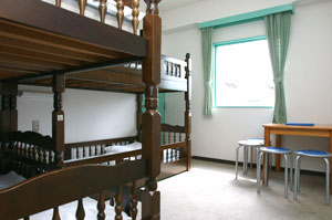 スペースロッジ/客室
