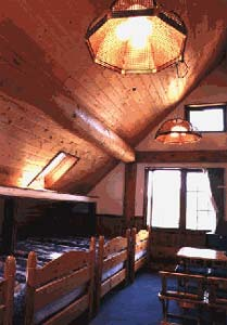 ログペンション 木輪/客室