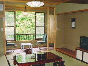渓流の宿 青木荘/客室