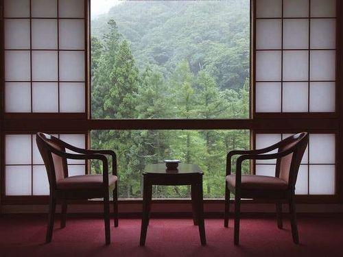中山平温泉 仙庄館/客室