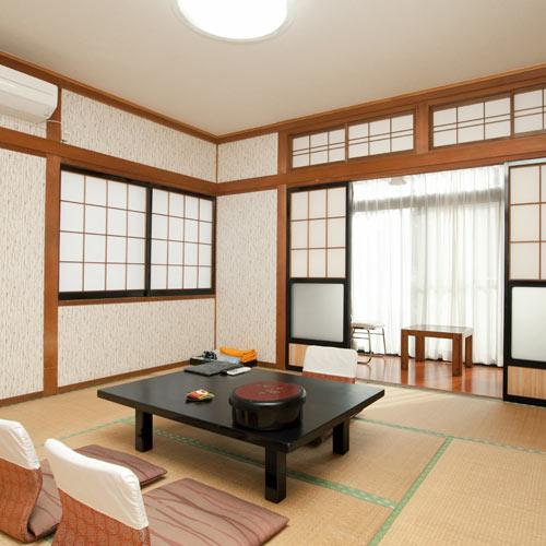 七沢温泉 宇宙と地中から元気をもらう宿 七沢荘/客室