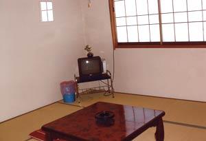 信濃荘/客室