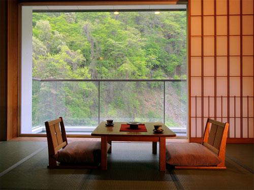 横谷温泉旅館/客室