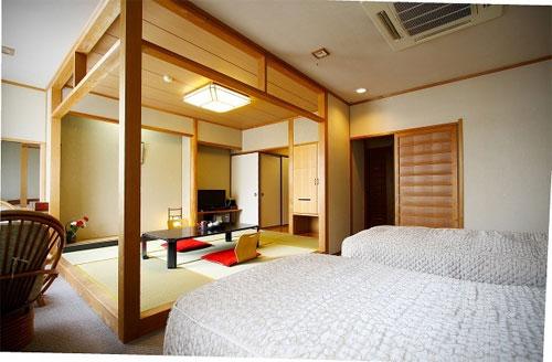 玉名温泉 旅荘 黄金館/客室