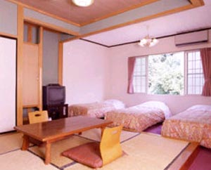 土肥温泉 リゾートペンション IZUMI/客室