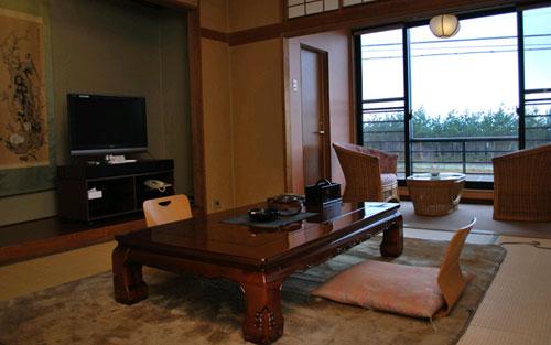 鵜の浜温泉 潮風薫る宿みはらし/客室